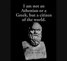 I Am Not An Athenian - Socrates Unisex T-Shirt