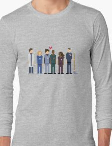 Everybody's Favorite Doctors. Long Sleeve T-Shirt