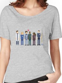 Everybody's Favorite Doctors. Women's Relaxed Fit T-Shirt
