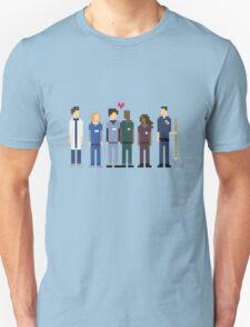 Everybody's Favorite Doctors. Unisex T-Shirt
