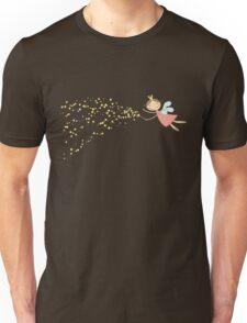 Whimsical Magic Fairy Princess Sprinkles Unisex T-Shirt