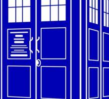 The Blue Box Sticker