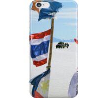 Drive On - Jeep in Salt Desert iPhone Case/Skin