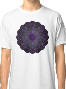 Fractal Mandala Classic T-Shirt