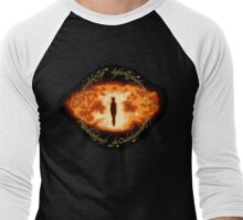 Sauron -- One Ring Men's Baseball ¾ T-Shirt