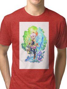 Final Fantasy Crystal Chronicles Tri-blend T-Shirt