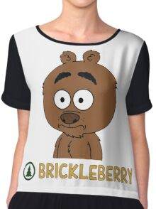 Brickleberry - Malloy Chiffon Top