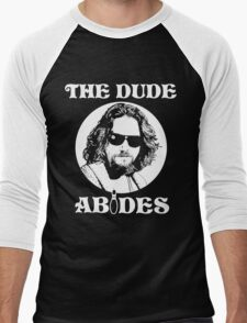 The Dude Abides - The Big Lebowski Men's Baseball ¾ T-Shirt