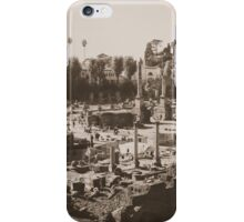 rome iPhone Case/Skin