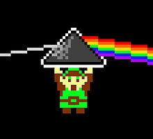 A Link to the Dark Side of the Moon  by starfresh
