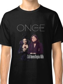 Once upon a time - Regina Mills Classic T-Shirt