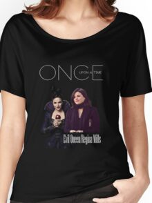Once upon a time - Regina Mills Women's Relaxed Fit T-Shirt