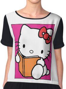 Hello Kitty Chiffon Top