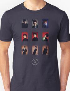 EXO Monster Group Unisex T-Shirt