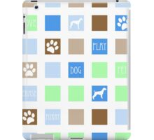 Dogs Play iPad Case/Skin
