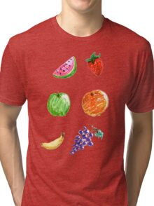 Fruity fun for everyone! Tri-blend T-Shirt