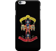 Appetite for Construction iPhone Case/Skin