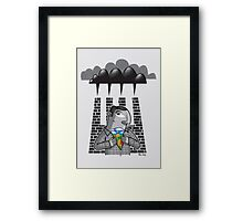 The environment and us Framed Print