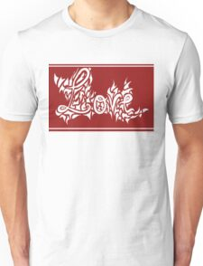 Abstract love T-Shirt