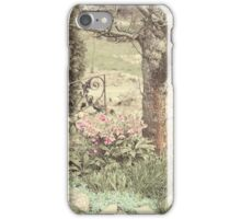Spring Garden Pastel iPhone Case/Skin