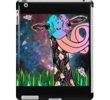 Intergalactic Giraffe iPad Case/Skin