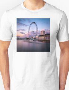 London Eye,London,UK T-Shirt