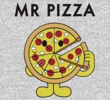 Mr Pizza Kids Tee