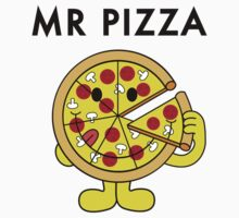 Mr Pizza One Piece - Long Sleeve