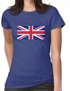 UK Womens Fitted T-Shirt
