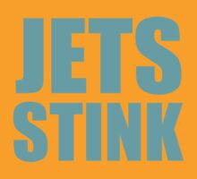 Miami Dolphins - Jets Stink by MOHAWK99