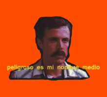 Peligroso Es Mi Nombre Medio (Danger Is My Middle Name) by Ben Raines
