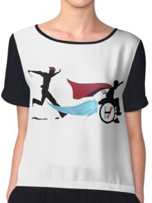 twenty one pilots Chiffon Top