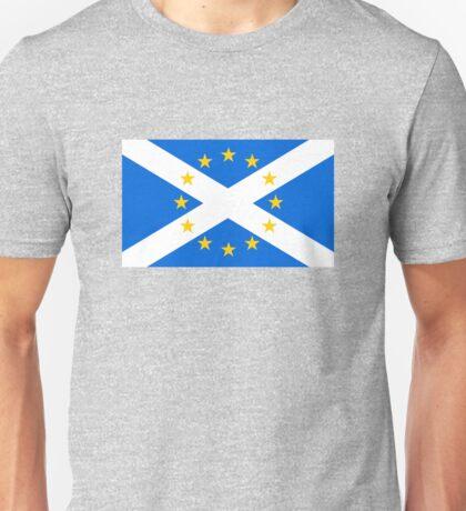 Scotland in EU Unisex T-Shirt