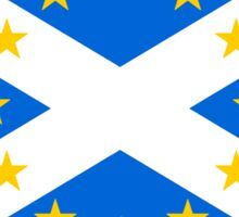Scotland in EU Sticker