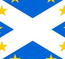 Scotland in EU Sticker