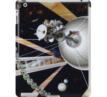 Space Exploration, Space Colony iPad Case/Skin
