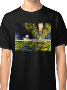 Space Colony, Cylinder Classic T-Shirt
