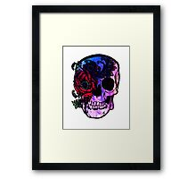 Skull Tattoo Framed Print