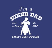 I'm a Biker Dad, Like a normal Dad, Except Much Cooler Tees Hoodie