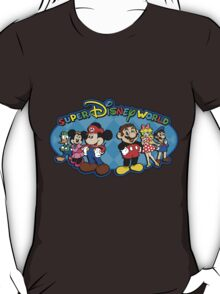 Super Disney World T-Shirt