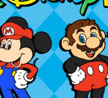 Super Disney World Sticker