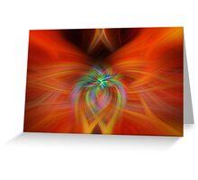 Swirly Twirls Greeting Card