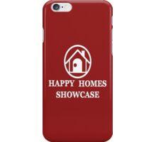 Happy Homes Showcase Logo iPhone Case/Skin