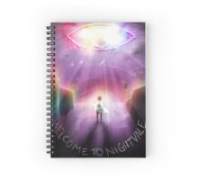 Welcome to Nightvale Spiral Notebook
