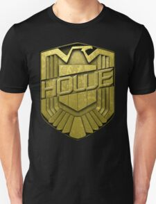 DREDD badge Unisex T-Shirt