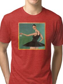 My Beautiful Dark Twisted Fantasy 2 Tri-blend T-Shirt