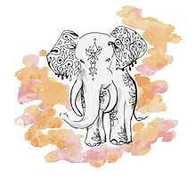 Lucky Elephant by Simplastic