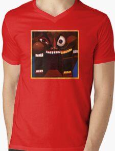 My Beautiful Dark Twisted Fantasy 3  Mens V-Neck T-Shirt