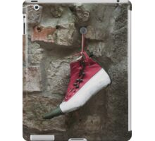 shoes iPad Case/Skin