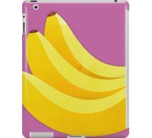 Banana (pink) - Natural History Fruits iPad Case/Skin